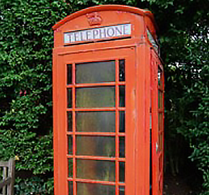 St Mary's Phone Box